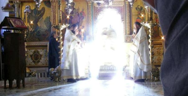 Divine Liturgy Uncreated Light