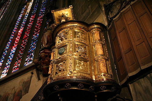 The Place For Preaching: Part 3 – The Pulpit