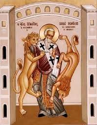The Trinity in the Writings of Ignatius of Antioch