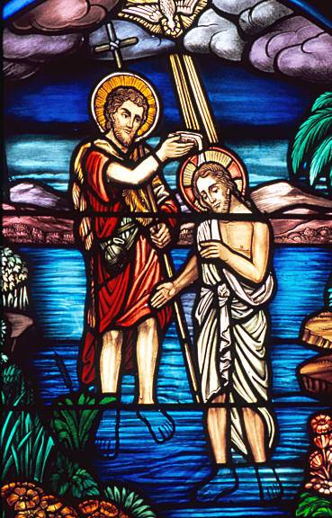 Why Did Christ Need Baptism