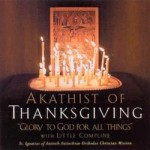 The Akathist of Thanksgiving