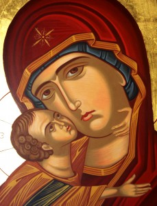 Theotokos & Ever-Virgin Mary