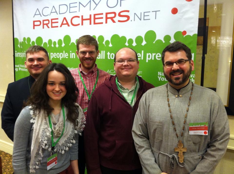 OCA Represented at Festival of Young Preachers