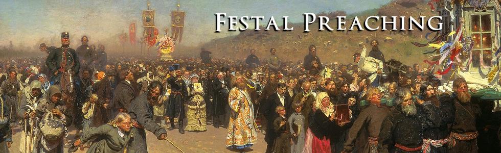 Festal Preaching