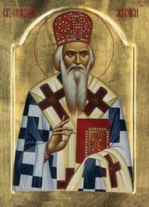 St Nikolai Velimirovich