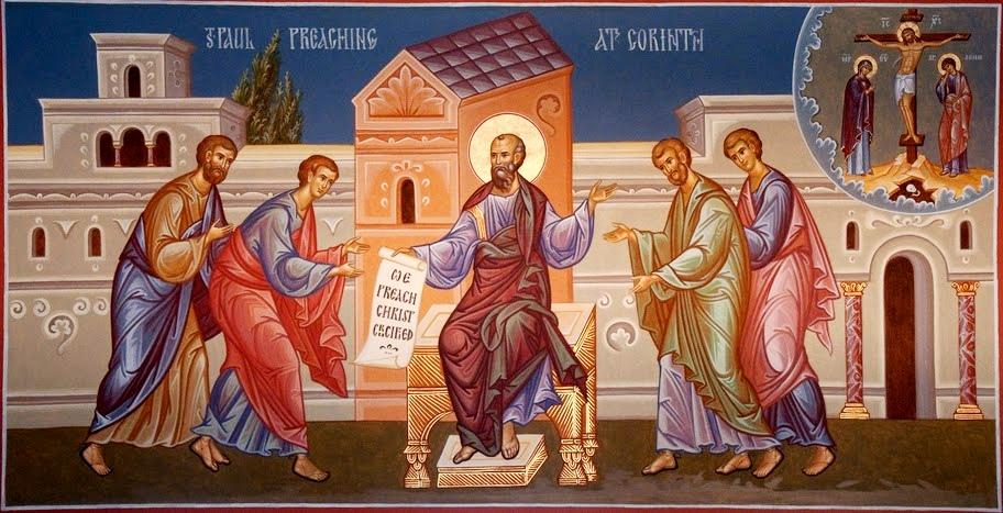 Paulpreaching