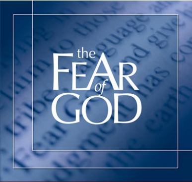 On The Fear Of God