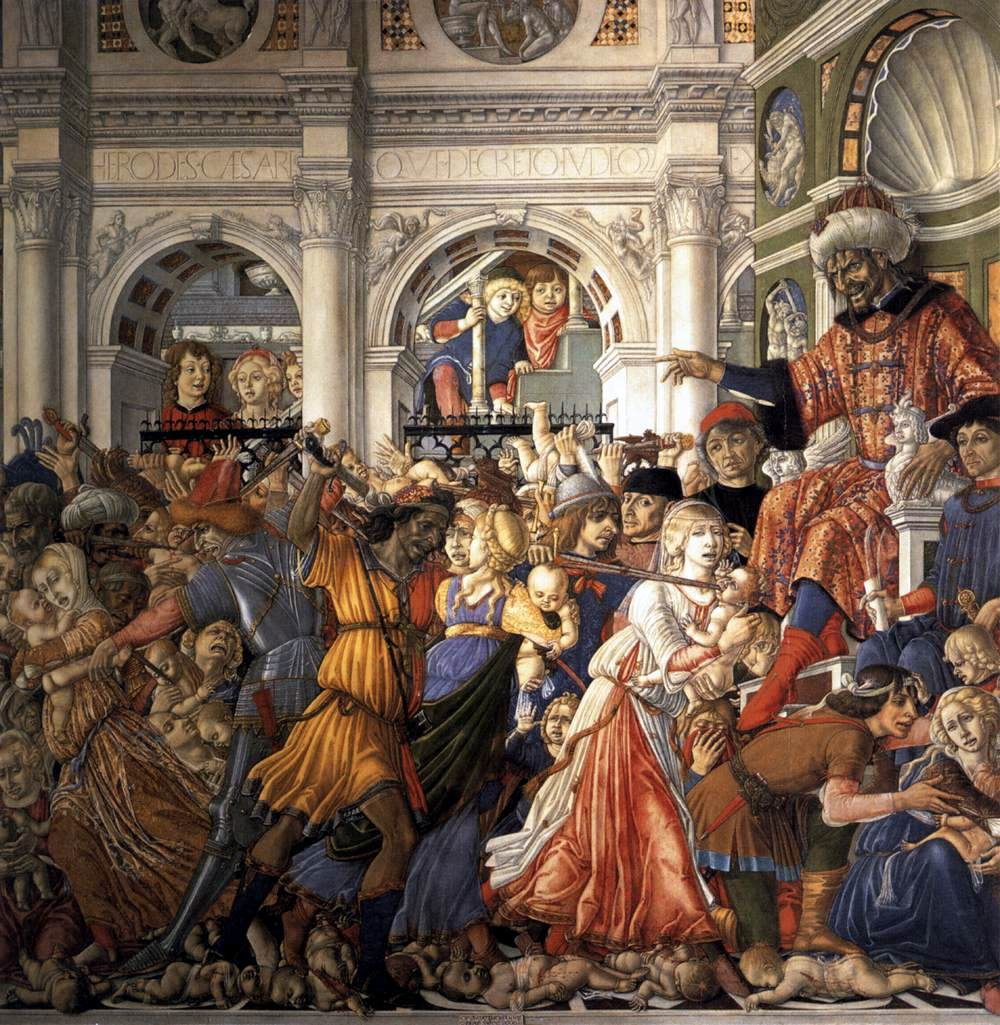 The 14,000 Holy Innocents
