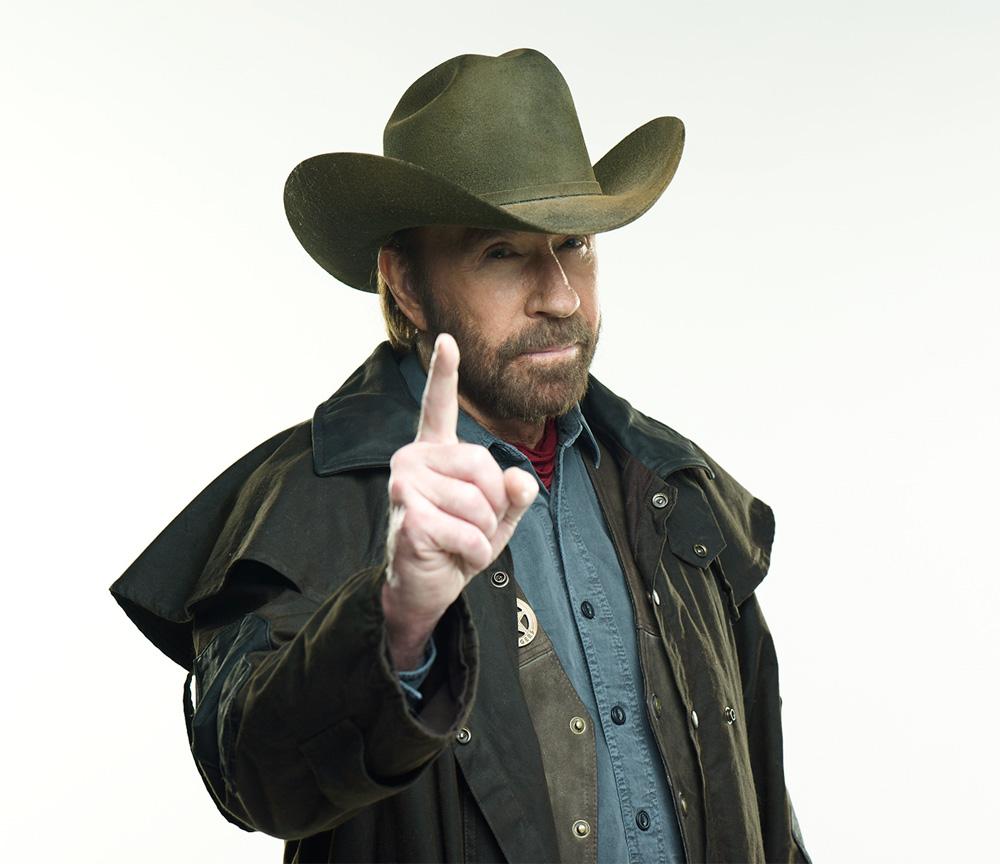 Beard Chuck Norris