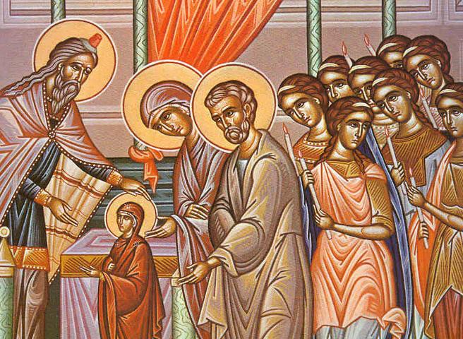 Entry Theotokos