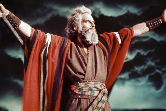 Moses cruciform]