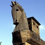 Christ: The Trojan Horse of Redemption