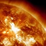 Sunspots in Scripture