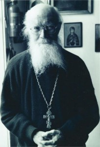 Photograph of Fr John by Kaleeg John Hainsworth, Vancouver.