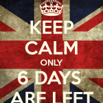 The Final Countdown… 6