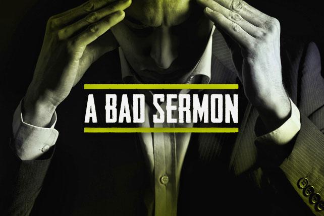 001 bad sermons