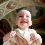 Why Do Babies Sometimes Smile During Divine Liturgy?
