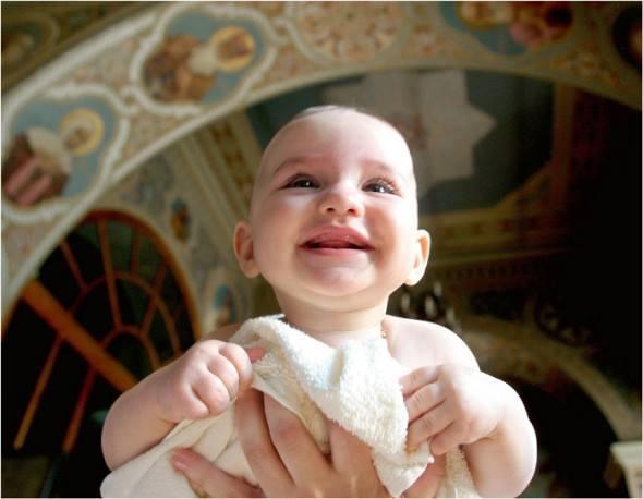baby liturgy