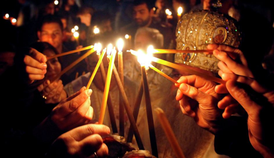 Trampling Down Death By Death: Reflections on the Orthodox Resurrection Service