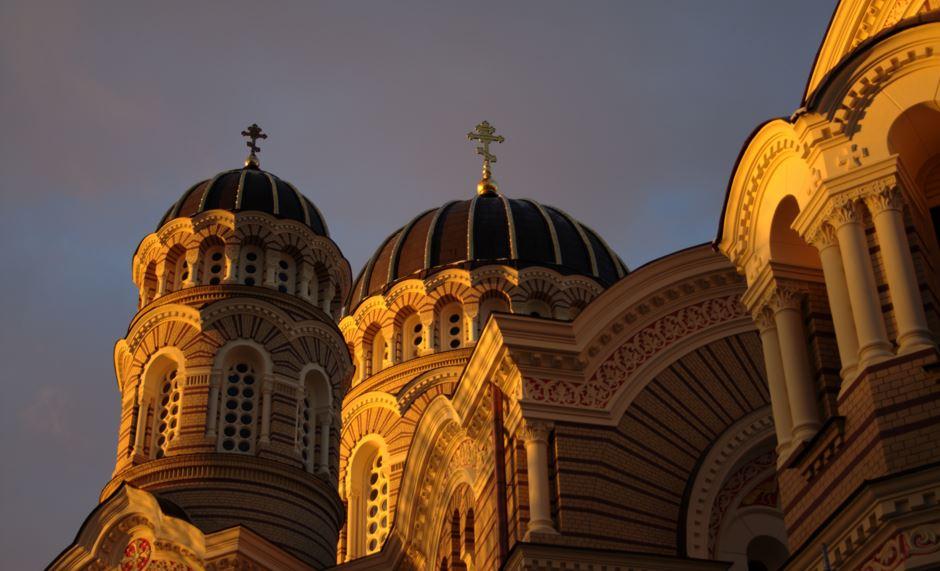 Orthodox Resurrection service