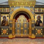 Why Must an Orthodox Church have an Iconostasis and a Curtain over the Royal Doors?