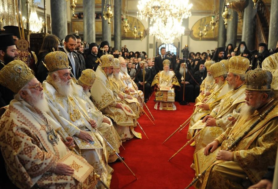 Ecumenism and the Agony of the Church