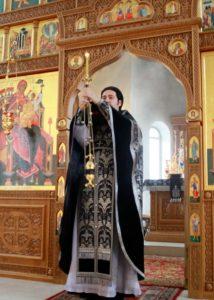 Presanctified liturgy